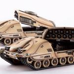 PHR Fahrzeuge Taranis Artillerie