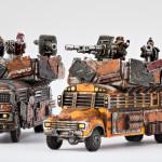 Resistance Fahrzeuge Battle Bus