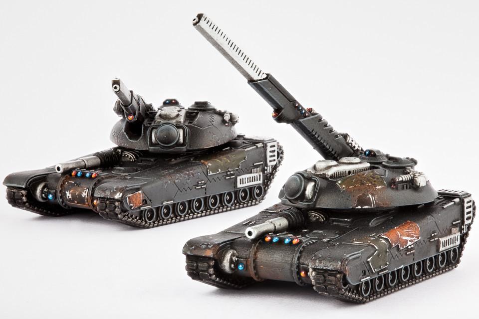Resistance Fahrzeuge M20 Zhukov