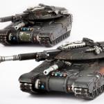 Resistance Fahrzeuge M9 Hannibal