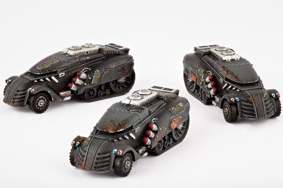 Resistance Fahrzeuge MT-90 Jackson