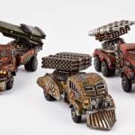 Resistance Fahrzeuge Storm Wagon