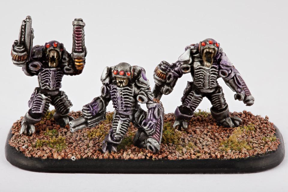 Scourge Infanterie Zerstörer