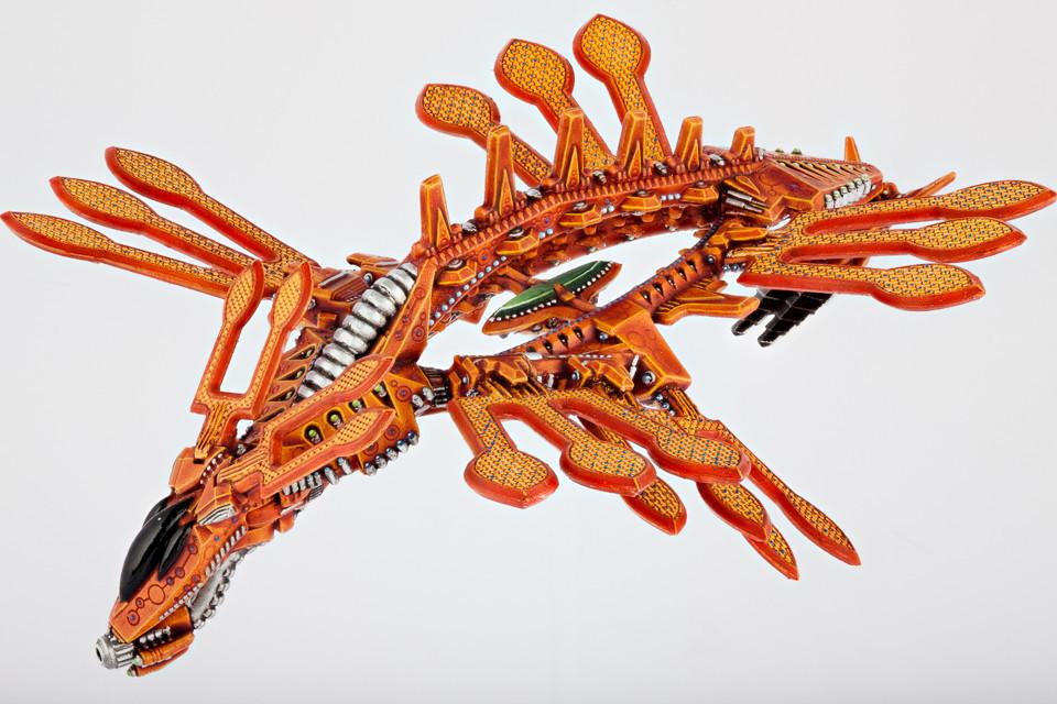 Shaltari Flieger Firedrake