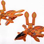 Shaltari Flieger Thunderbird Gunships