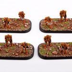 Shaltari Infanterie Stammeskrieger