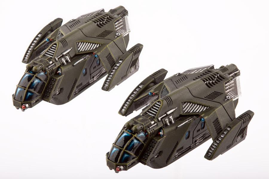 UCM Raven Type-A Leichtes Landungsschiff