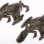 UCM Raven Type-B Leichtes Landungsschiff