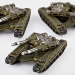 UCM Fahrzeuge Katana Light Tank