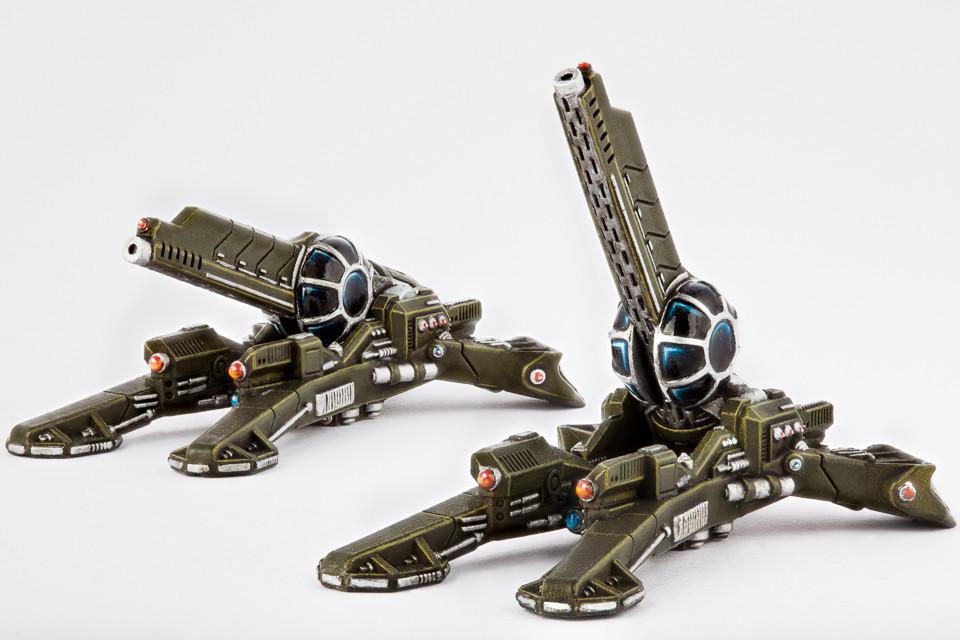 UCM Fahrzeuge Longbow Howitzers