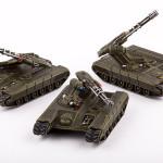 UCM Fahrzeuge Rapier AA Tanks