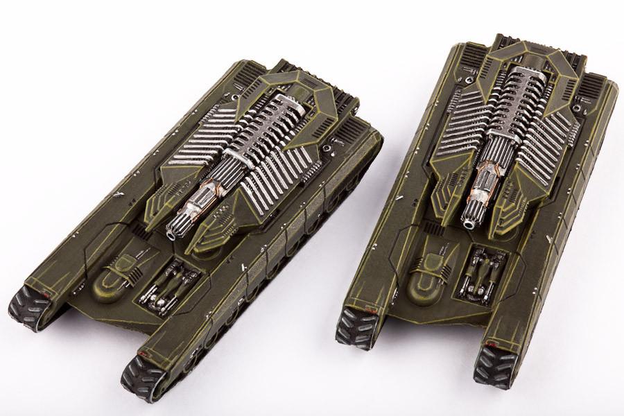 UCM Fahrzeuge Scimitar Tank Destroyers