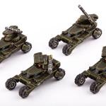 UCM Fahrzeuge Wolverine Scout Buggies