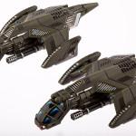 UCM Flieger Seraphim Falcon Gunships