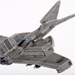 UCM Flieger Seraphim Strike Fighter