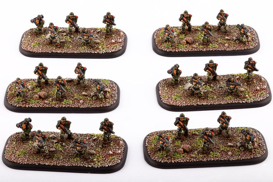UCM Infanterie Leionäre