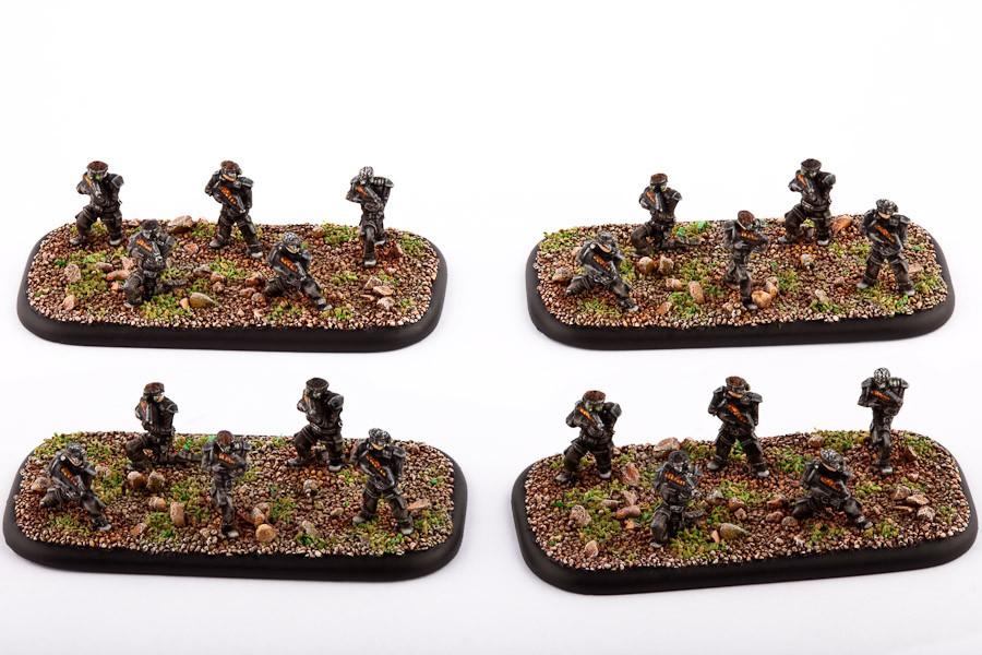 UCM Infanterie Prätorianer