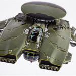 UCM Flieger Phoenix Command Gunship 1