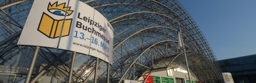 Leipziger Buchmesse Banner