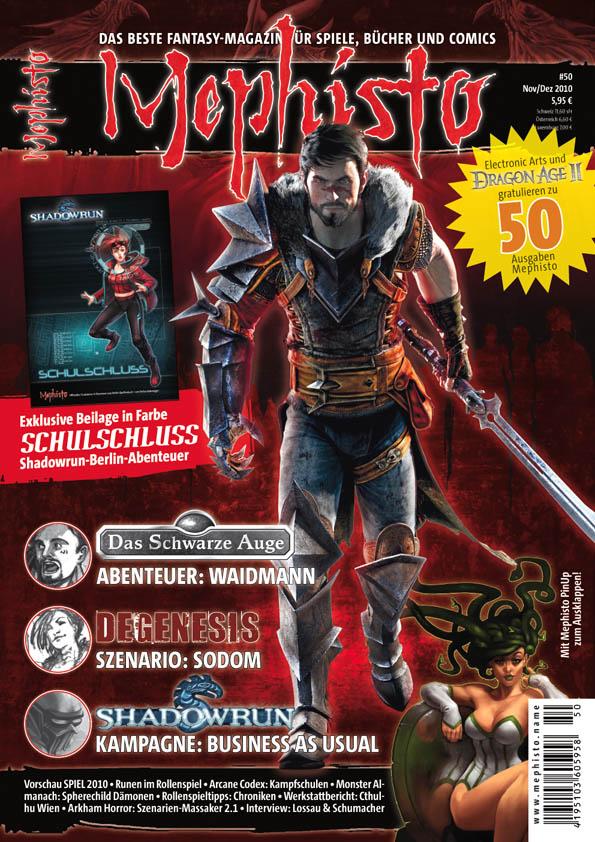 Cover Mephisto 50