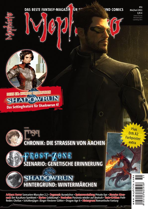 Cover Mephisto 51