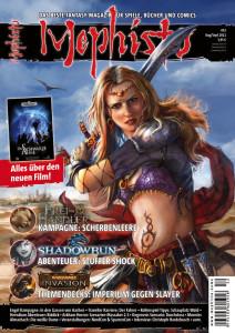 Mephisto 52 Cover