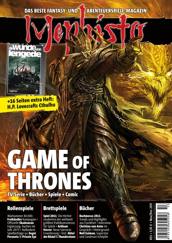 Cover Mephisto 53
