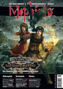 Mephisto 54 Cover
