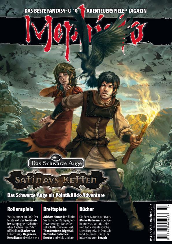 Cover Mephisto 54
