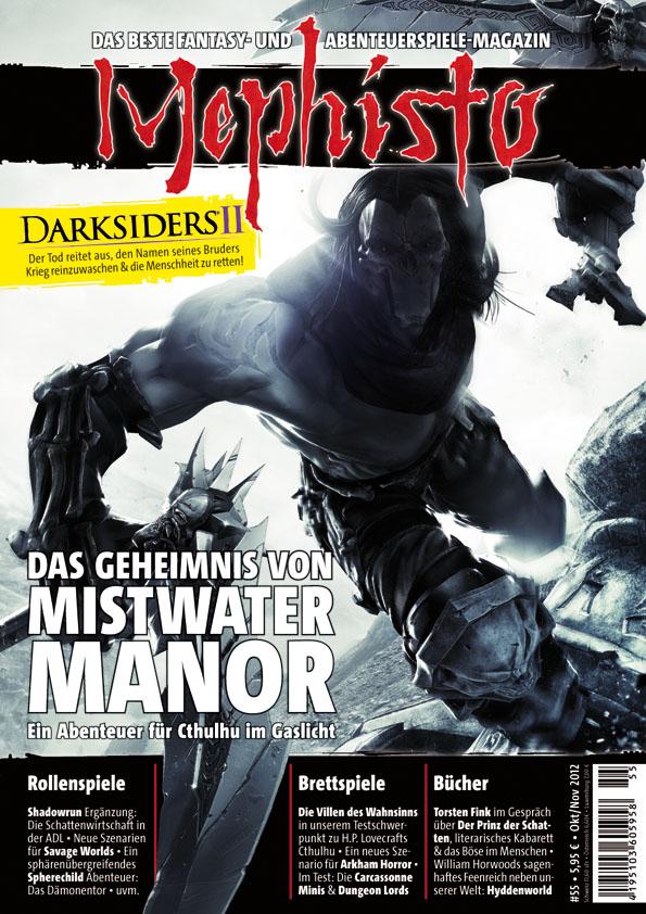 Cover Mephisto 55