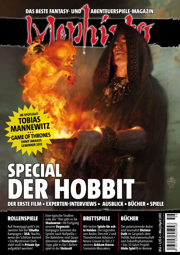 Cover Mephisto 56