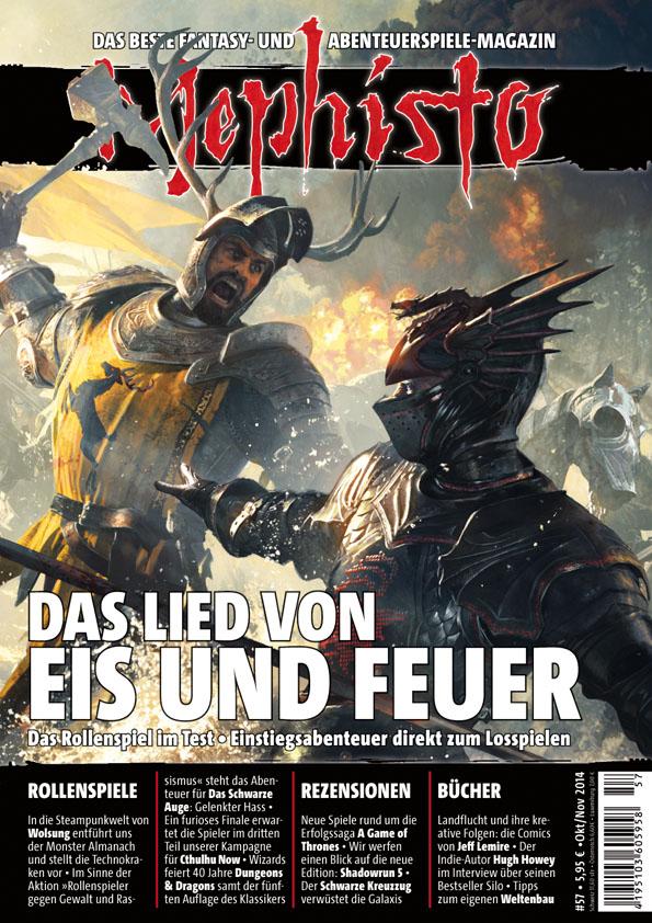 Cover Mephisto 57
