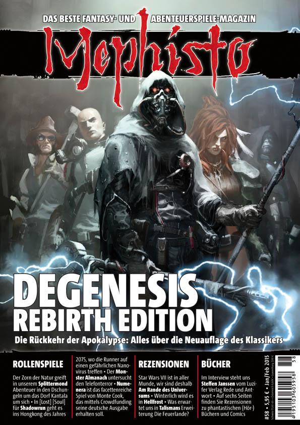 Cover Mephisto 58