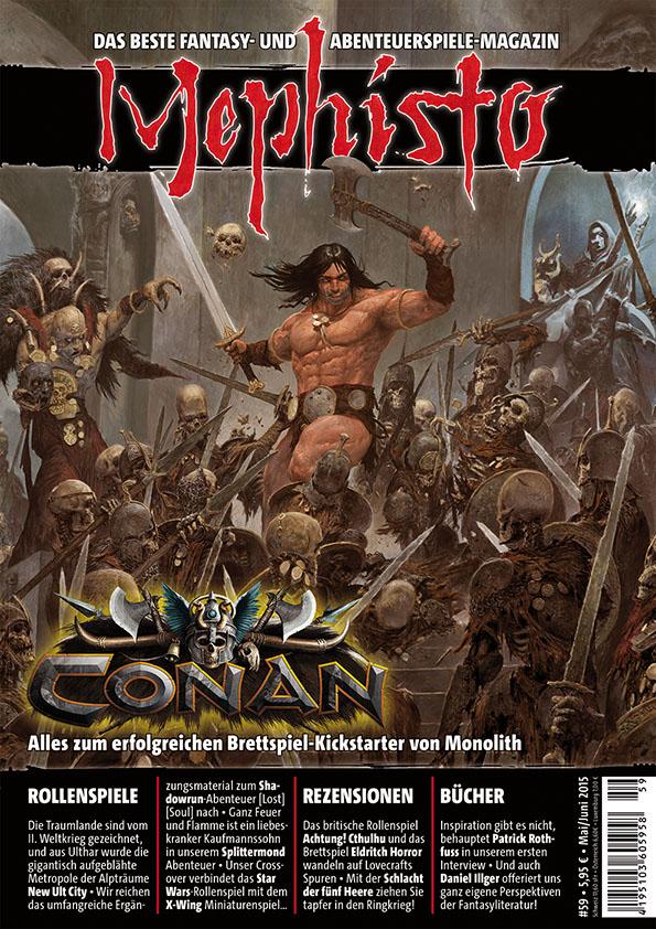 Cover Mephisto 59