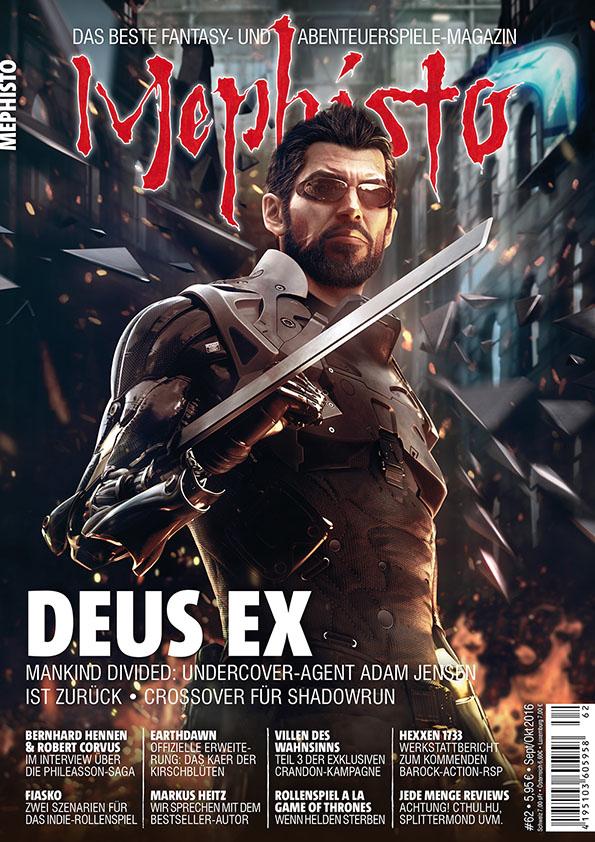Cover Mephisto 62