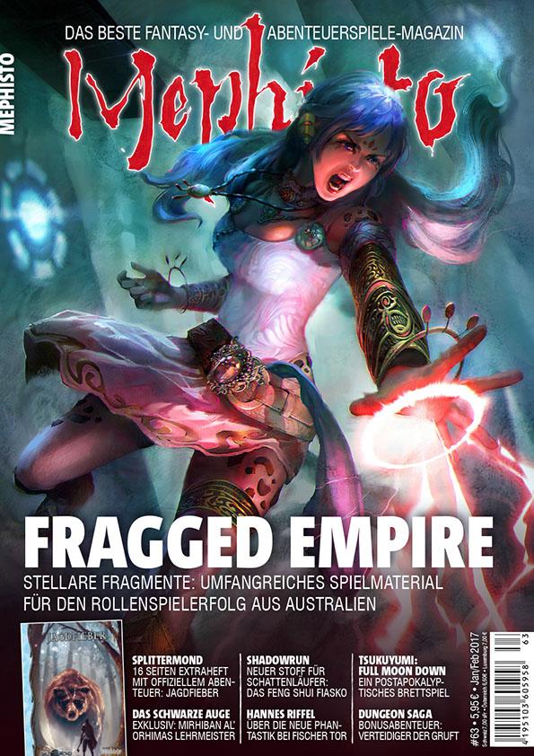 Cover Mephisto 63
