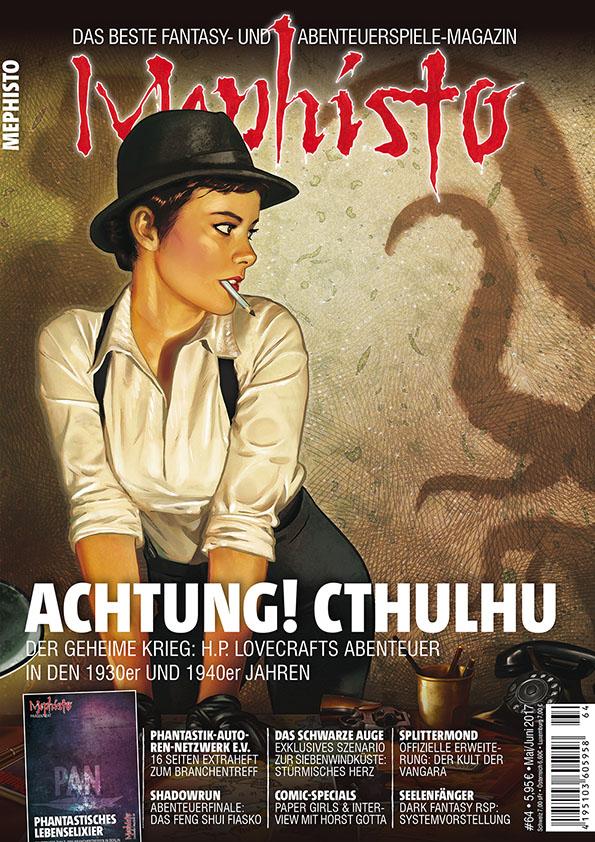 Cover Mephisto 64