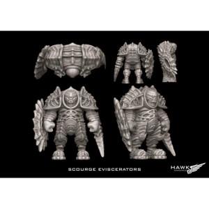 Scourge Eviscerators