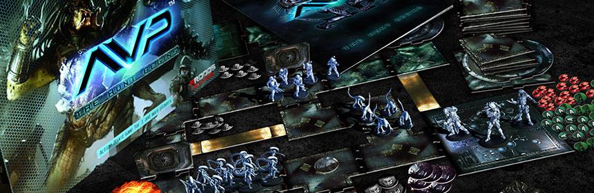 Alien vs. Predator Banner