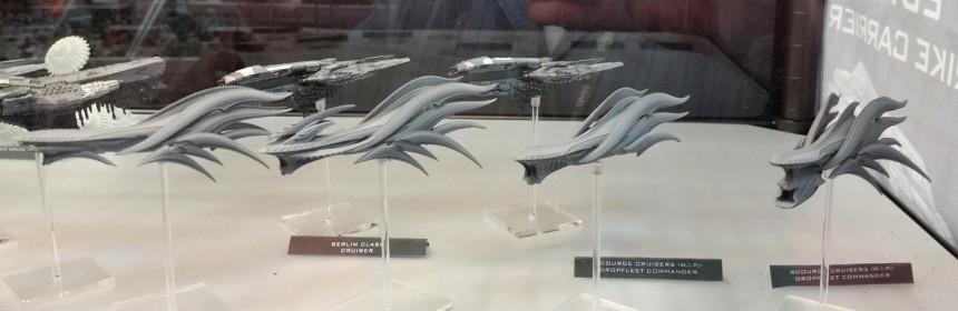 Dropfleet Commander Gencon Previews