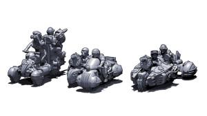Resistance Attack ATVs