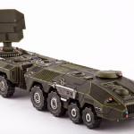 UCM: Kodiak Armoured Command Vehicle