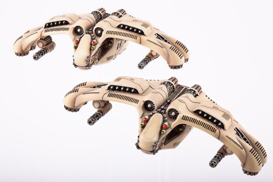 PHR: Triton A1 Strike Dropships
