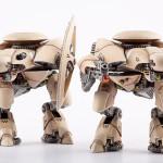 PHR: Zeus Command Walkers