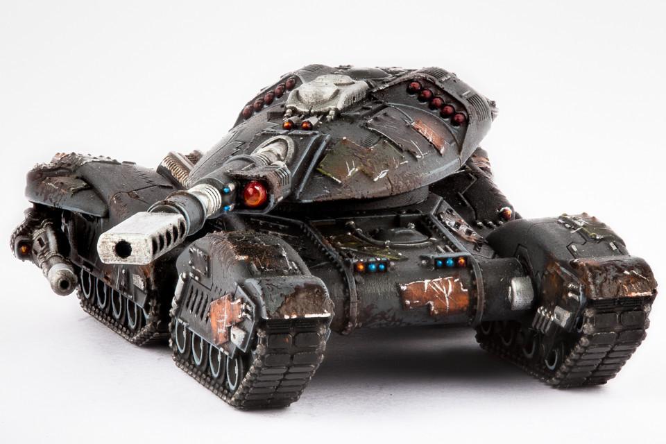 Resistance: M3 Alexander Command Tank