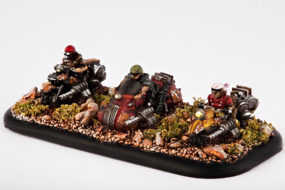 Resistance: Freeriders