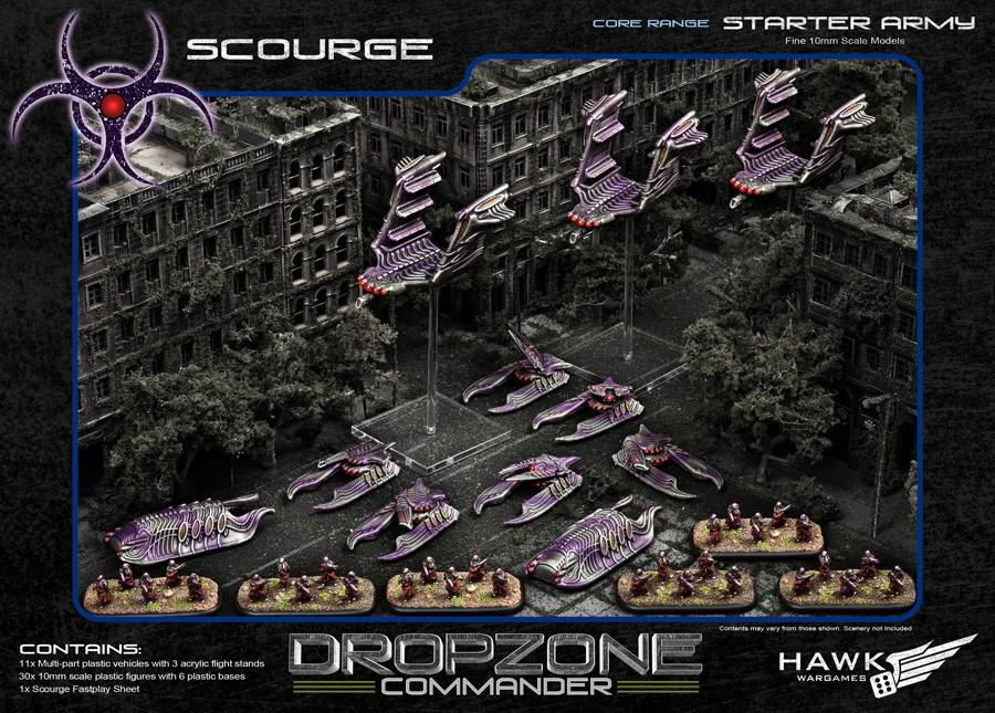 Core Scourge Starter Army (plastic)