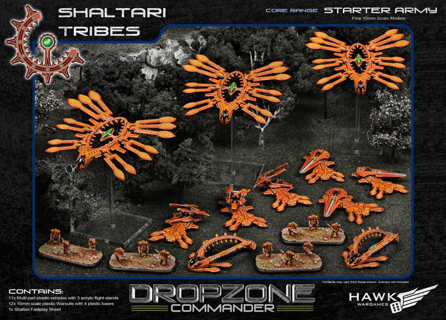 Core Shaltari Starter Army (plastic)