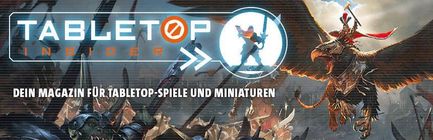 TTI: Dein Magazin für Tabletop-Spiele und Miniaturen