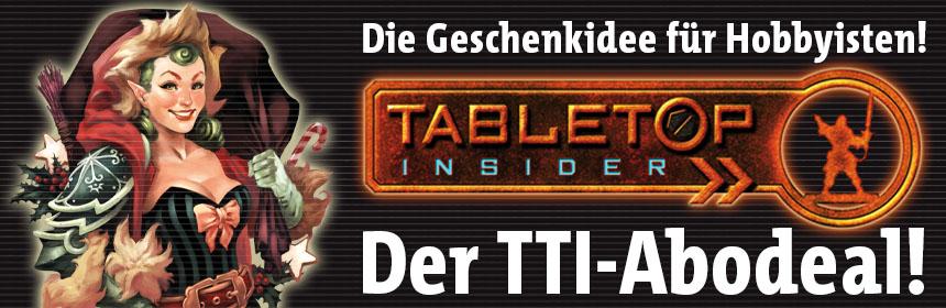 Tabletop Insider Weihnachts-Abodeals